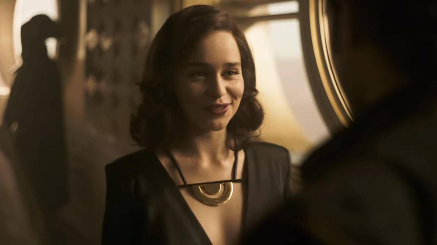 Solo_Trailer_Emilia Clarke_YouTube_Star Wars