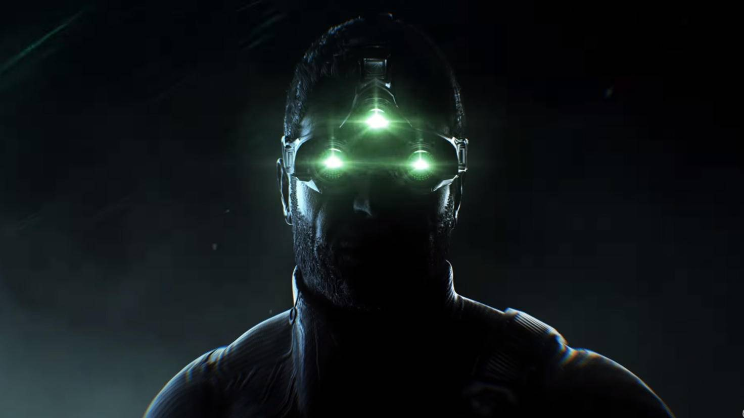 Splinter Cell Ghost Recon Crossover