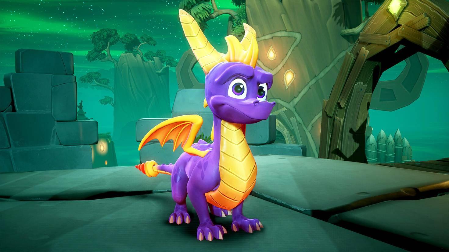 """""""Spyro Reignited Trilogy"""": Infos & Trailer zum Release der"""