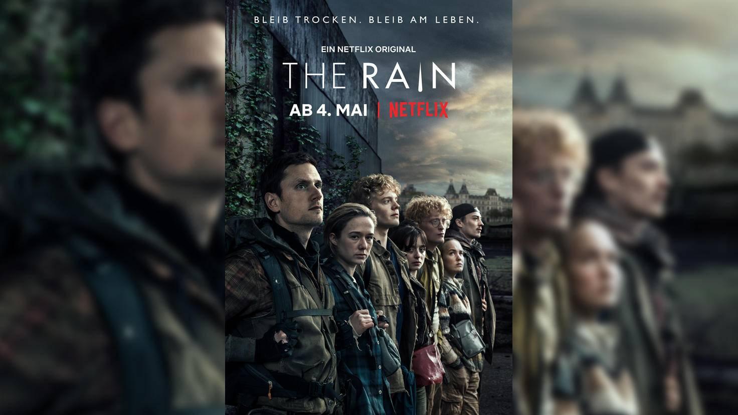 THE RAIN - Hauptplakat-Netflix