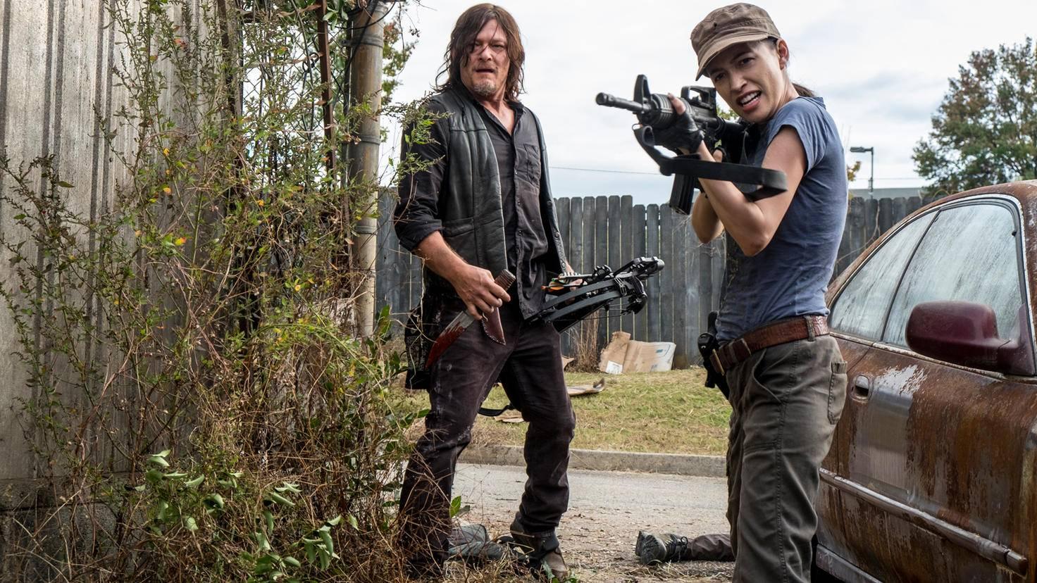 Wann Kommt The Walking Dead Staffel 8