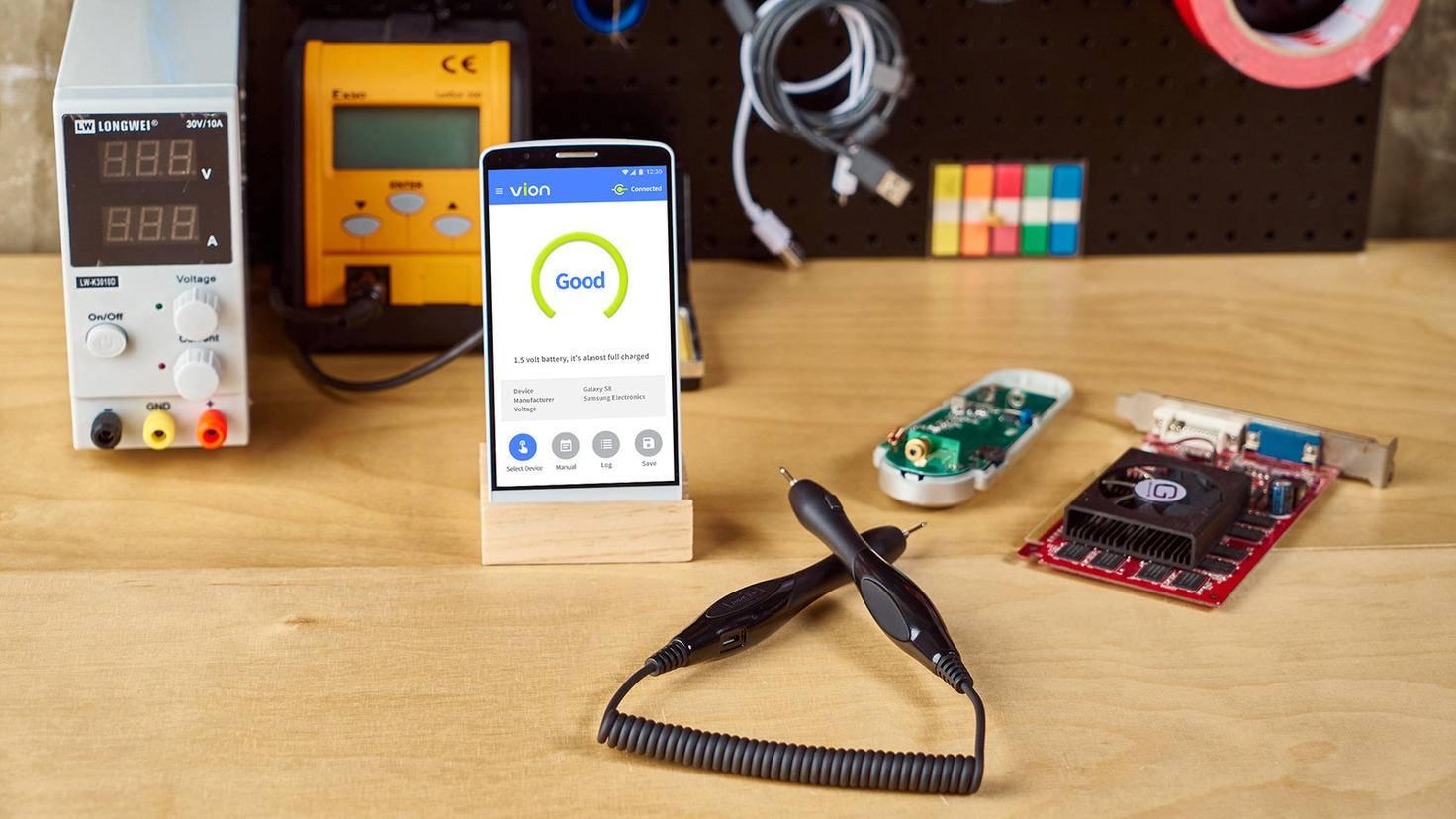 Vion Multimeter Kickstarter