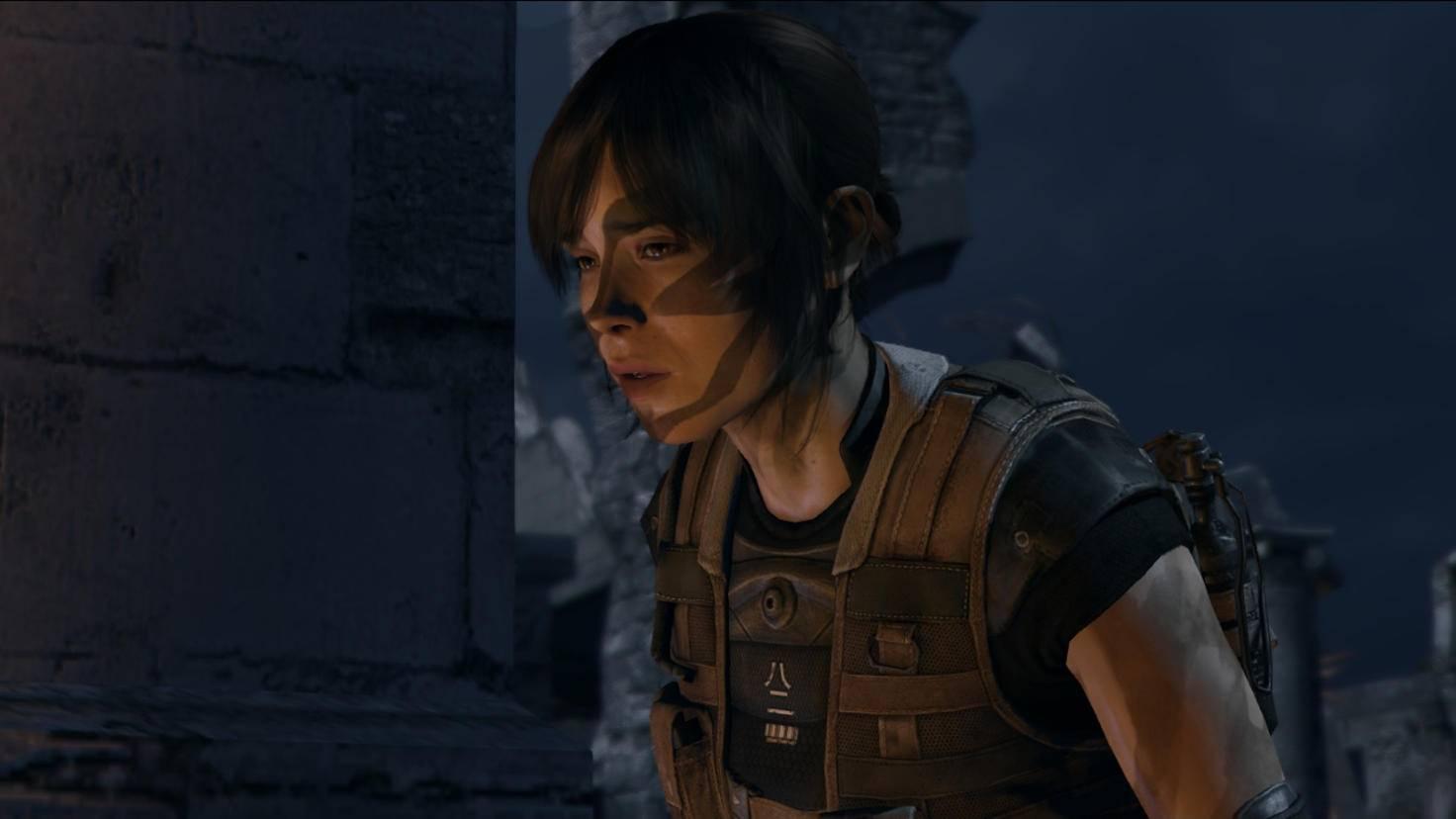 """""""Beyond: Two Souls"""" mit Ellen Page in der Hauptrolle erschien 2013 für die PS3 und später auch für die PS4. Außerhalb des Sony-Kosmos ist das Game nur über Umwege spielbar."""