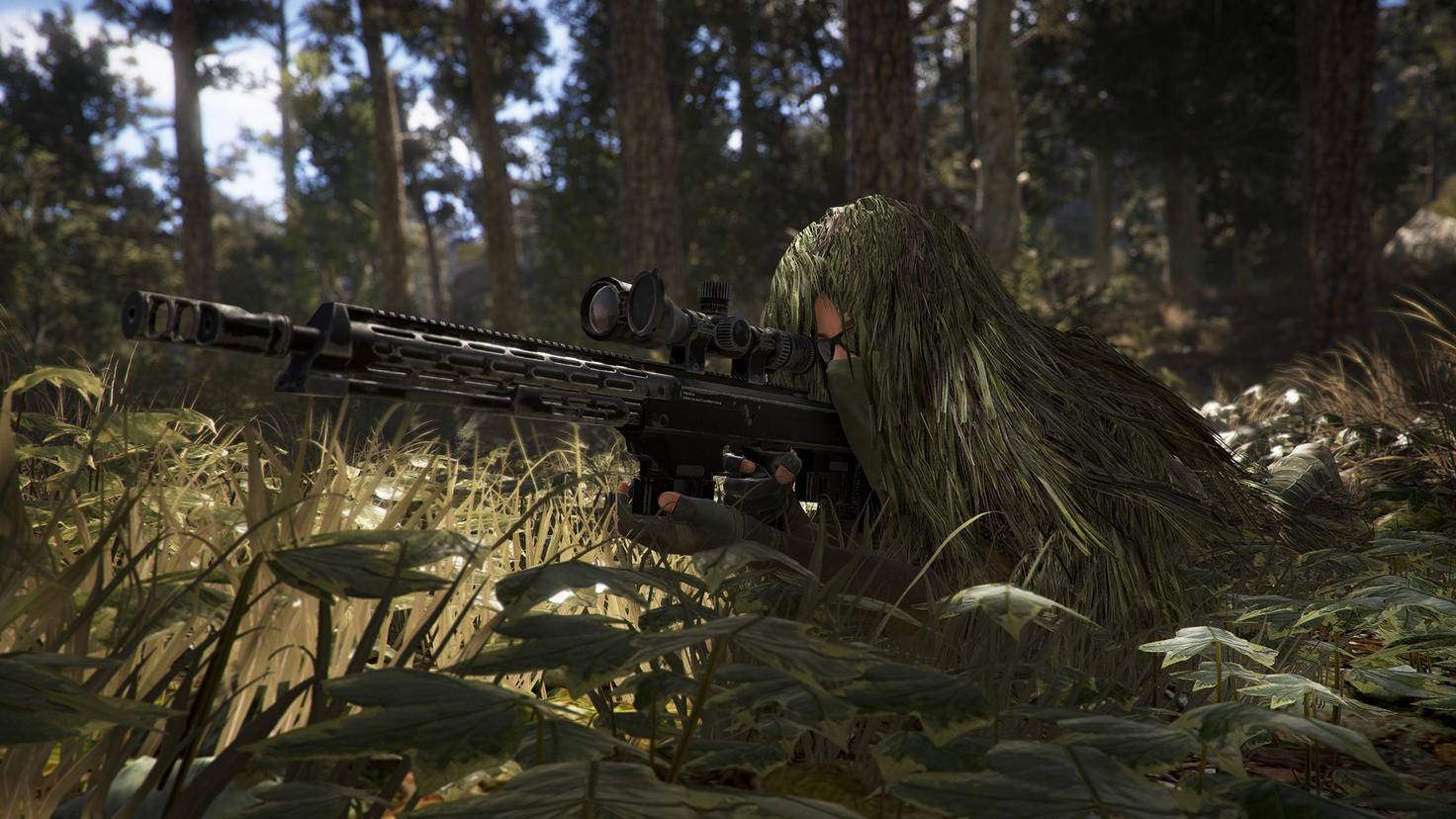 Als Sniper legst Du Dich auf die Lauer, schlägst zu – und machst Dich dann sofort vom Acker.