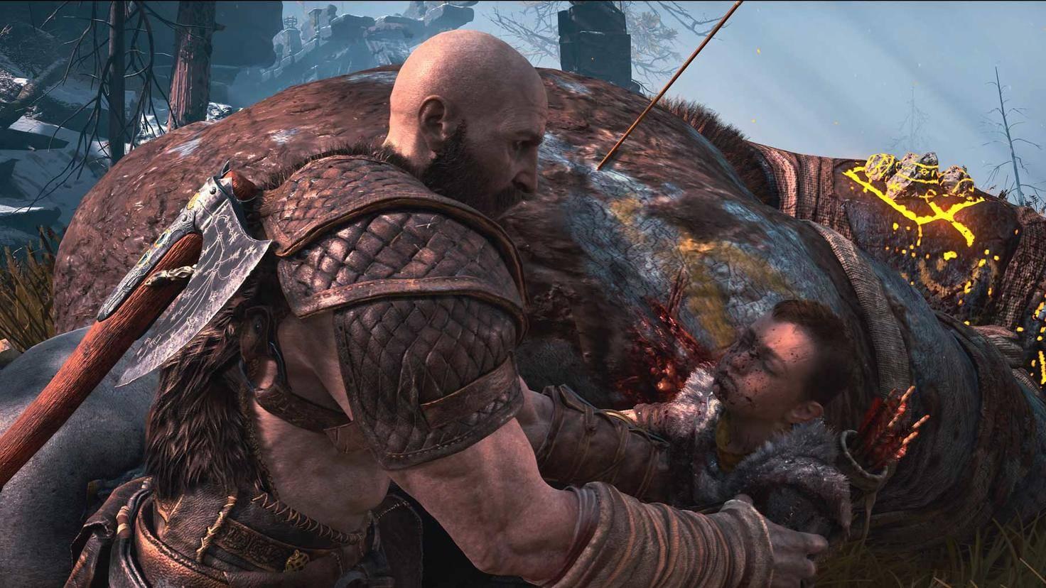Atreus will seinem Vater imponieren, und scheitert oft am eigenen Anspruch.