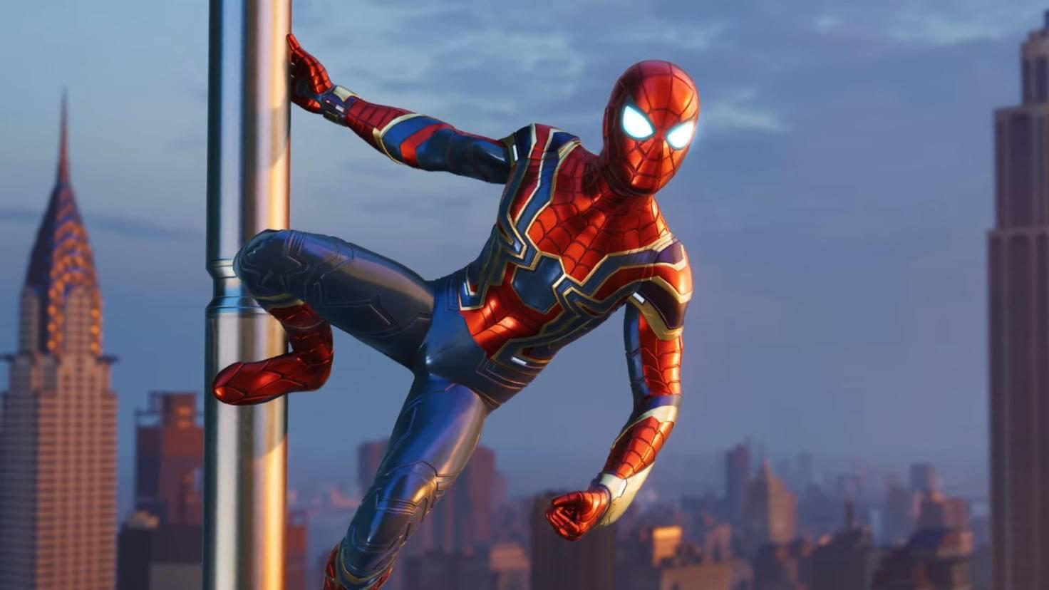 """""""Marvel's Spider-Man"""" steht vergleichsweise kurz vor dem Release."""