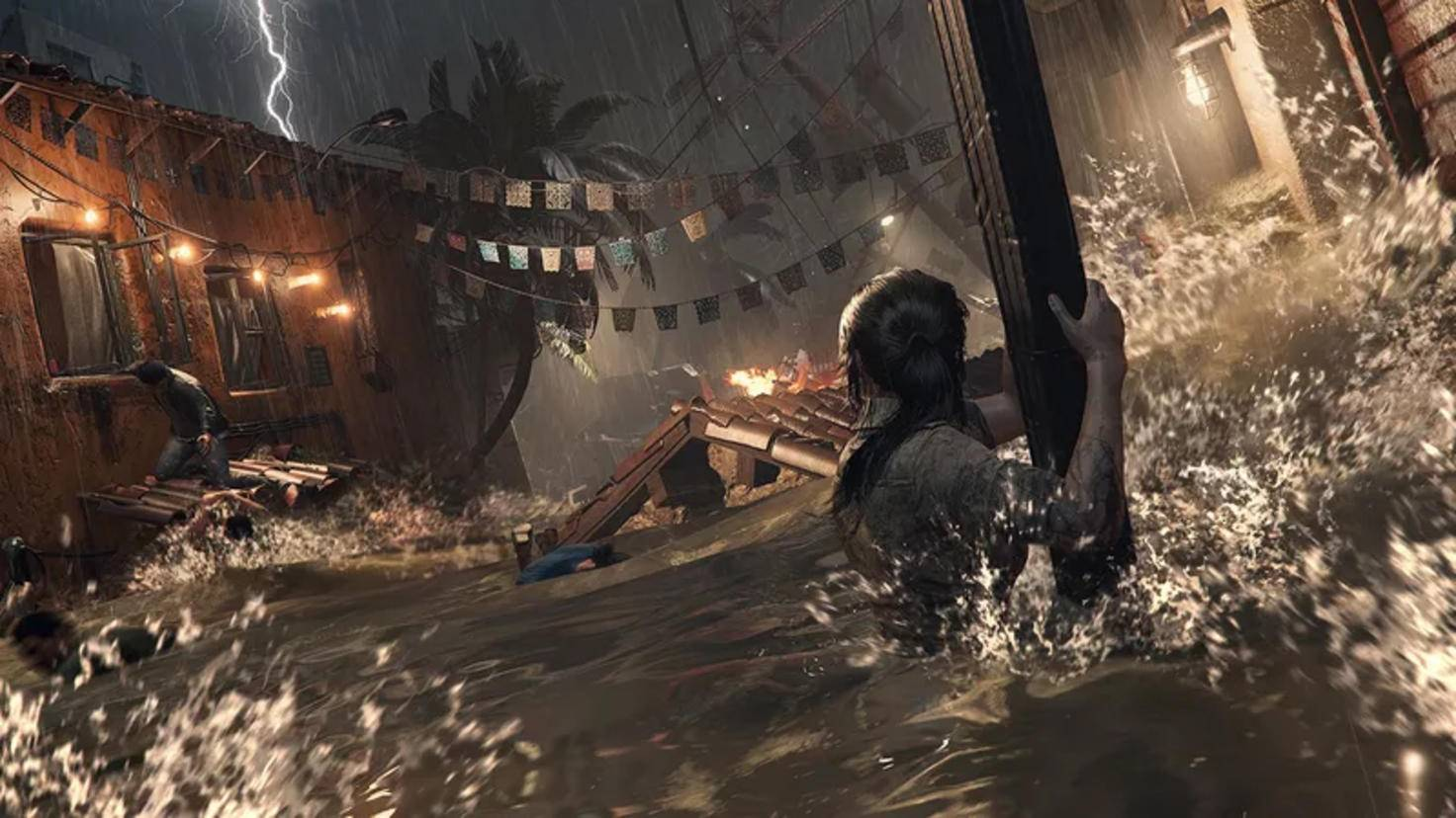 """Shadow of the Tomb Raider"" spart nicht an Dramatik."