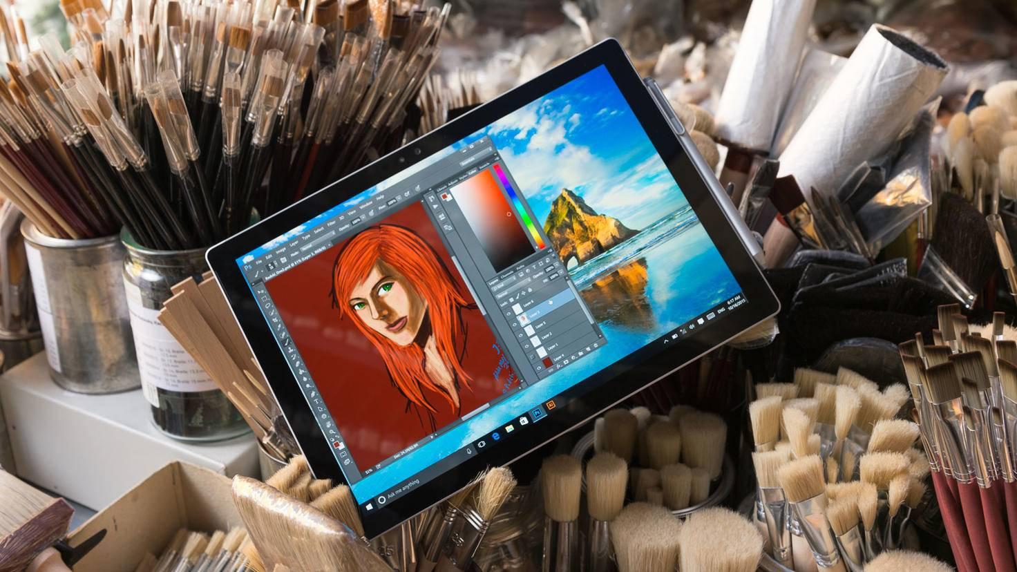 Windows 10 Surface