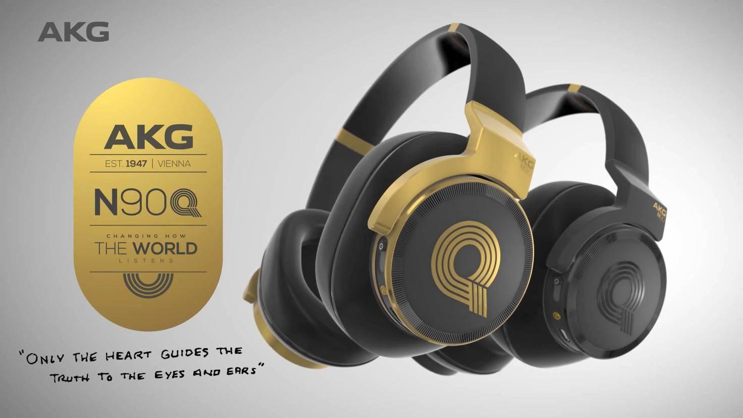 AKG-N90Q-Noise-Cancelling-Kopfhörer