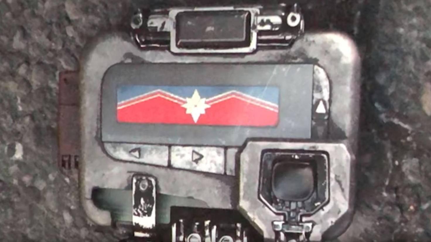 Avengers Infinity War Post Credit Scene Captain Marvel