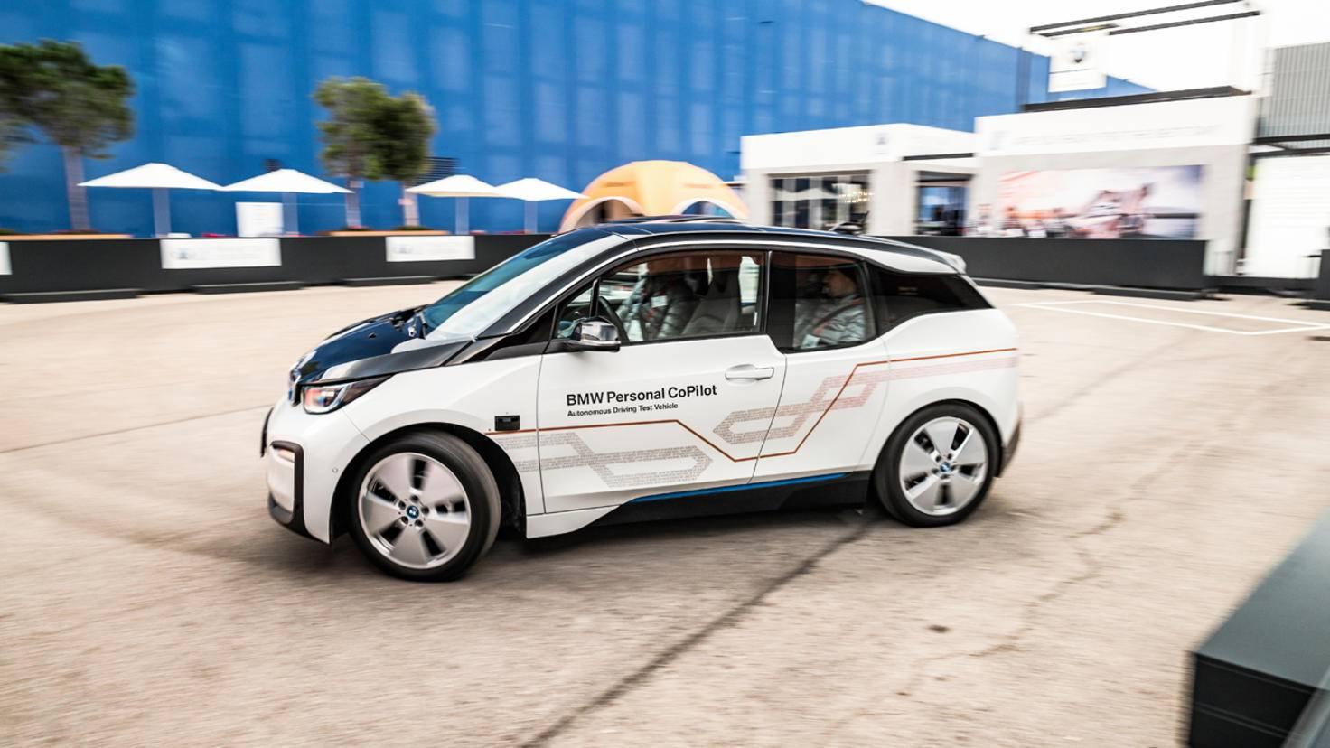 BMW i3 MWC 2018