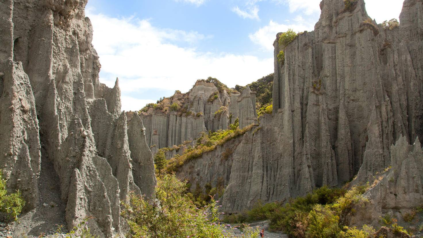 Die Pfade der Toten-Herr der Ringe Drehorte-Neuseeland-Laetitia Fernandez-GettyImages-846287302