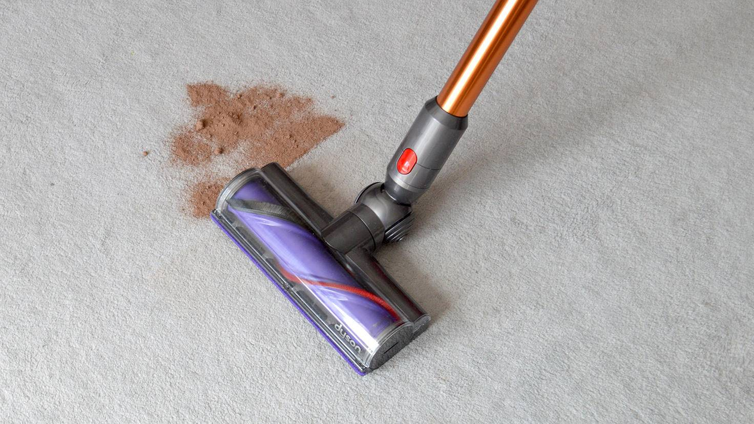 Dyson Cyclone V10 Absolute-1-TURN ON