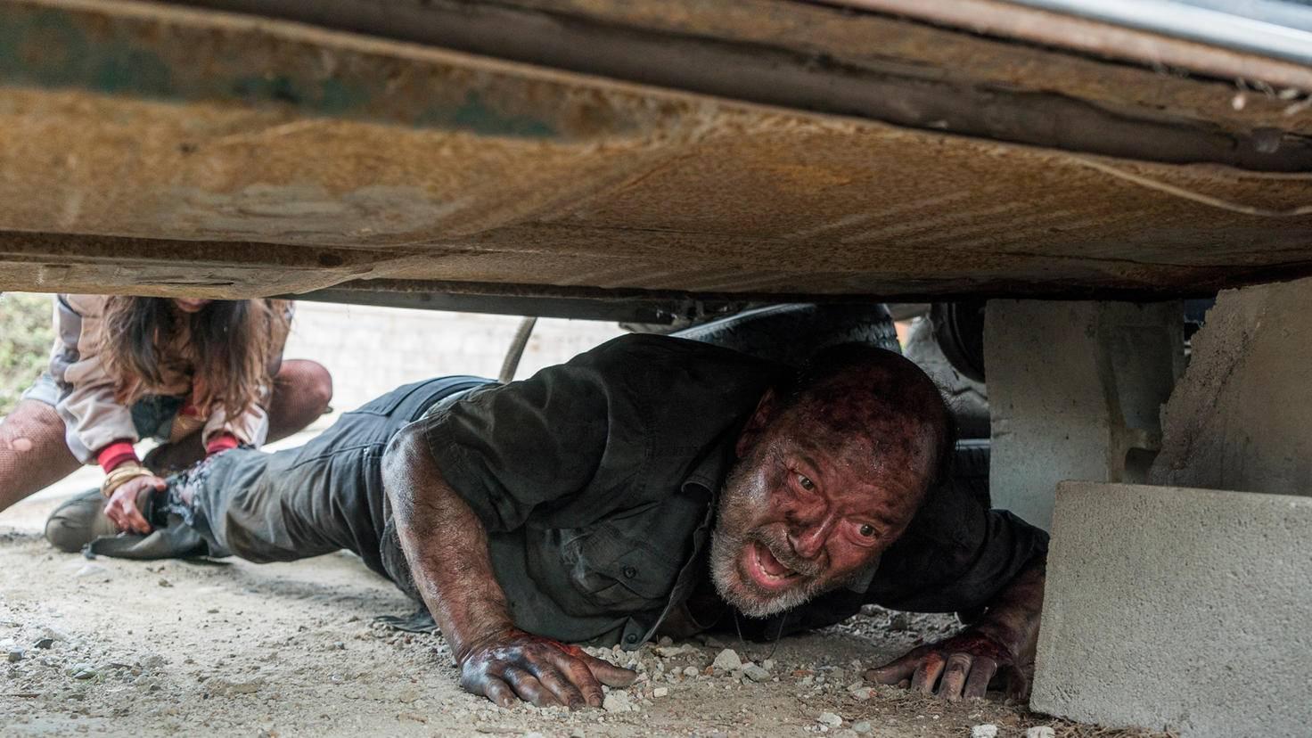 Fear the Walking Dead-S03E04-Daniel Salazar-Ruben Blades-Richard Foreman Jr-AMC