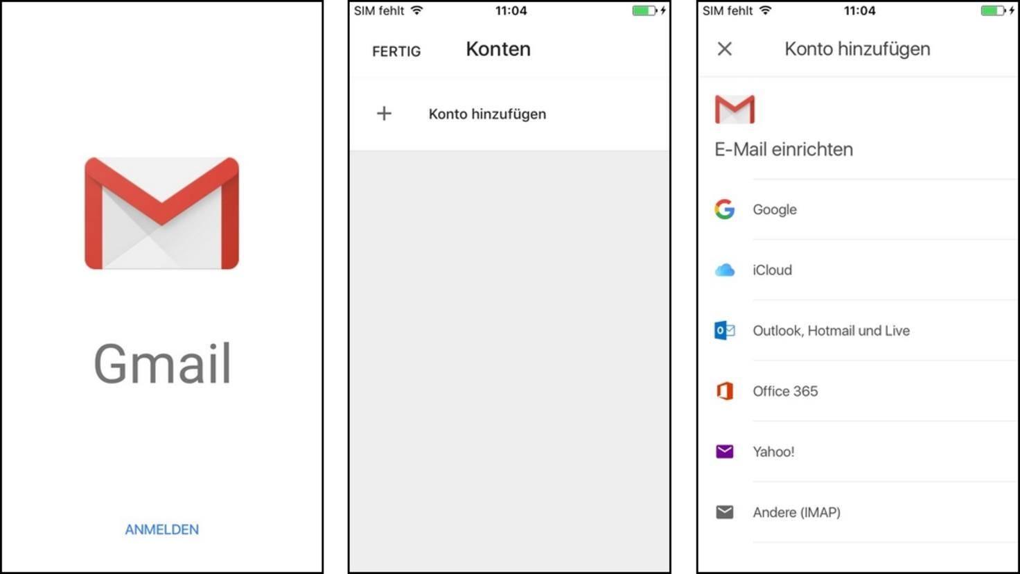 Gmail Anmelden Geht Nicht