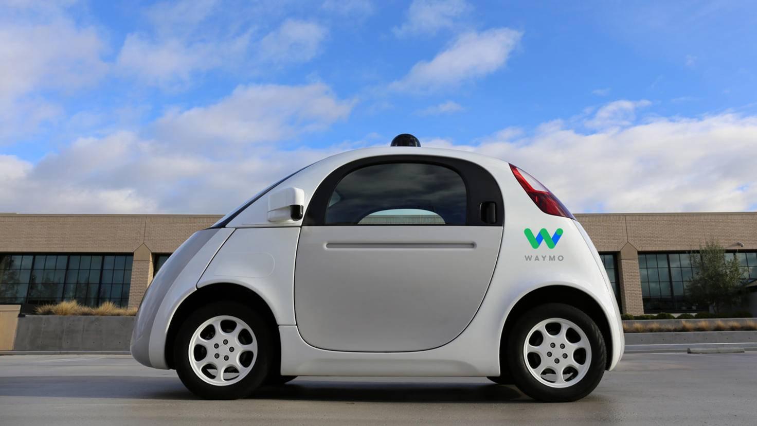 Google Car Waymo Firefly