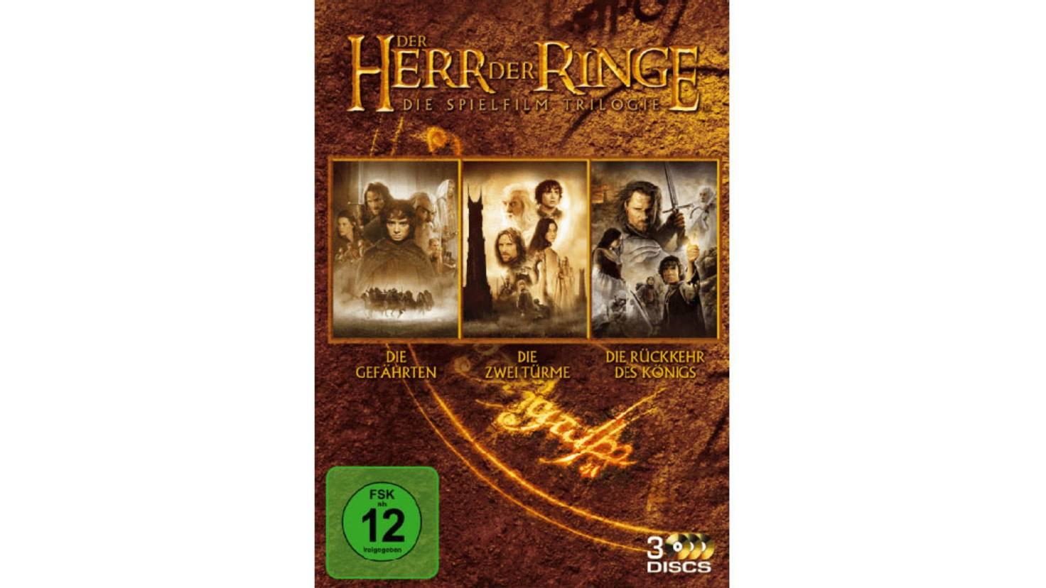 Herr Der Ringe Special Extended Edition Länge