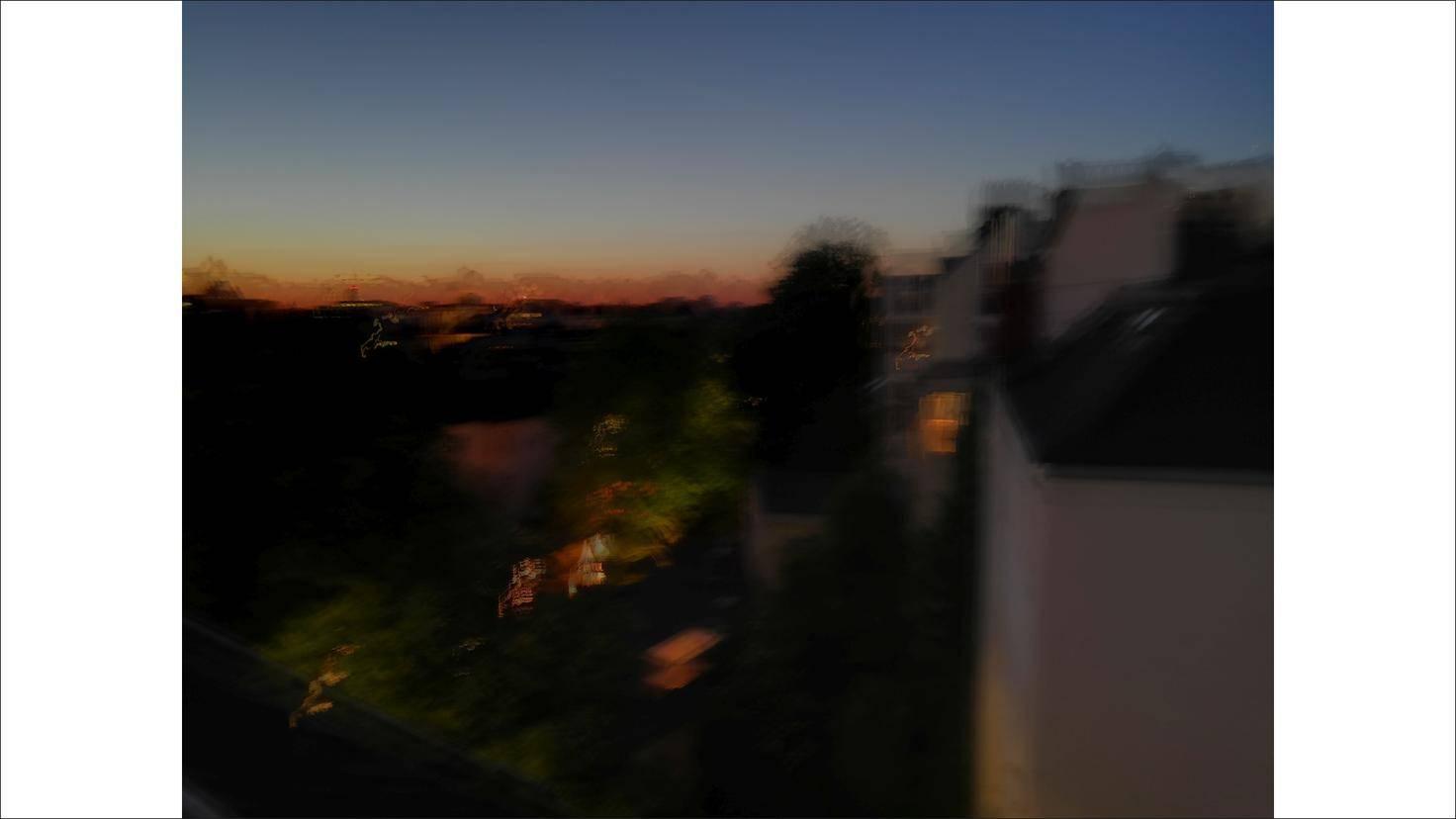 """Der """"Nachtmodus"""" lässt Aufnahmen dank fehlender optischer Bildstabilisierung leider verwackeln."""