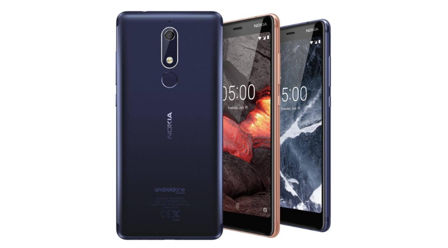 Nokia-5-1-Produktbild