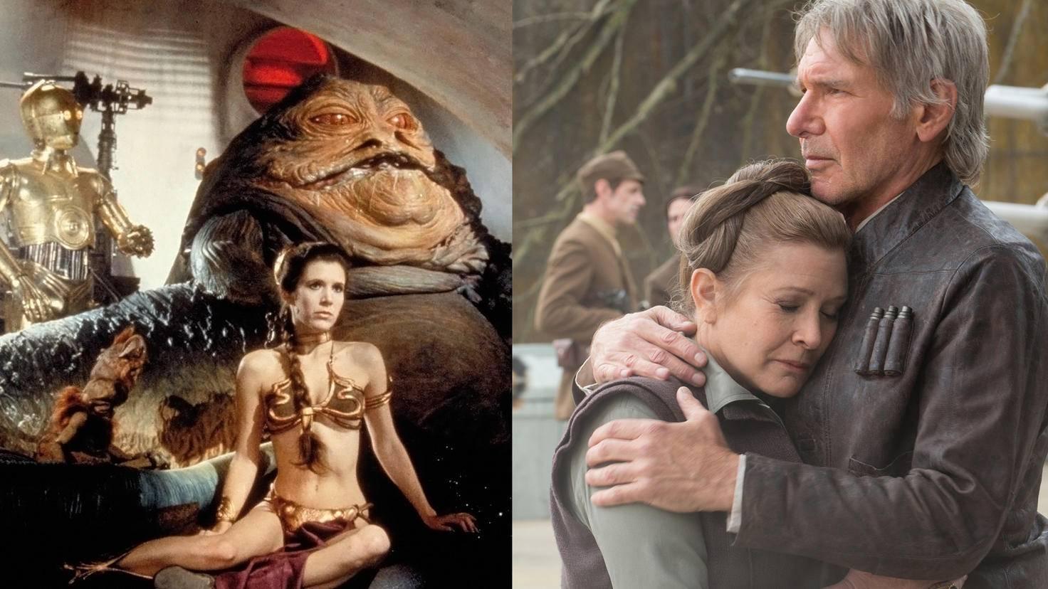 Star Wars VI Die Rückkehr der Jedi-Ritter-20th Century Fox-Star Wars Das Erwachen der Macht-TM Lucasfilm Ltd.