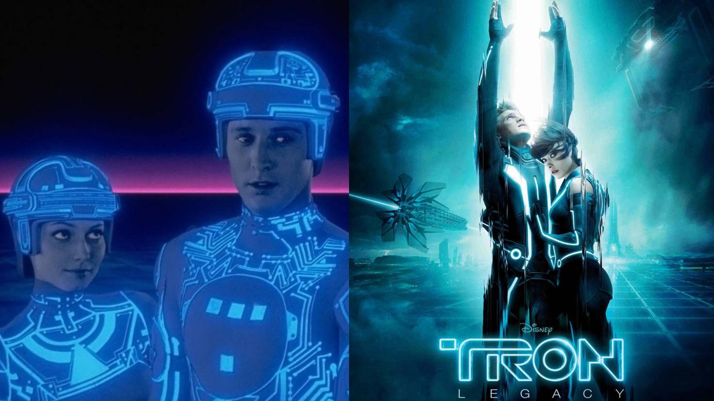 Tron-Walt Disney Studios-Tron Legacy-Filmposter-picture alliance-Everett Collection-92613032