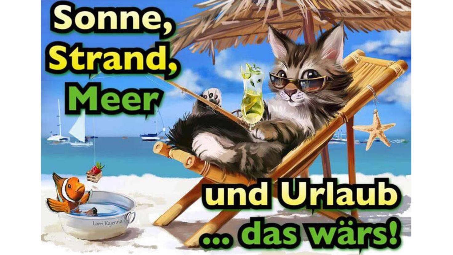Whatsapp 55 Bilder Und Spruche Fur Sommer Und Urlaub