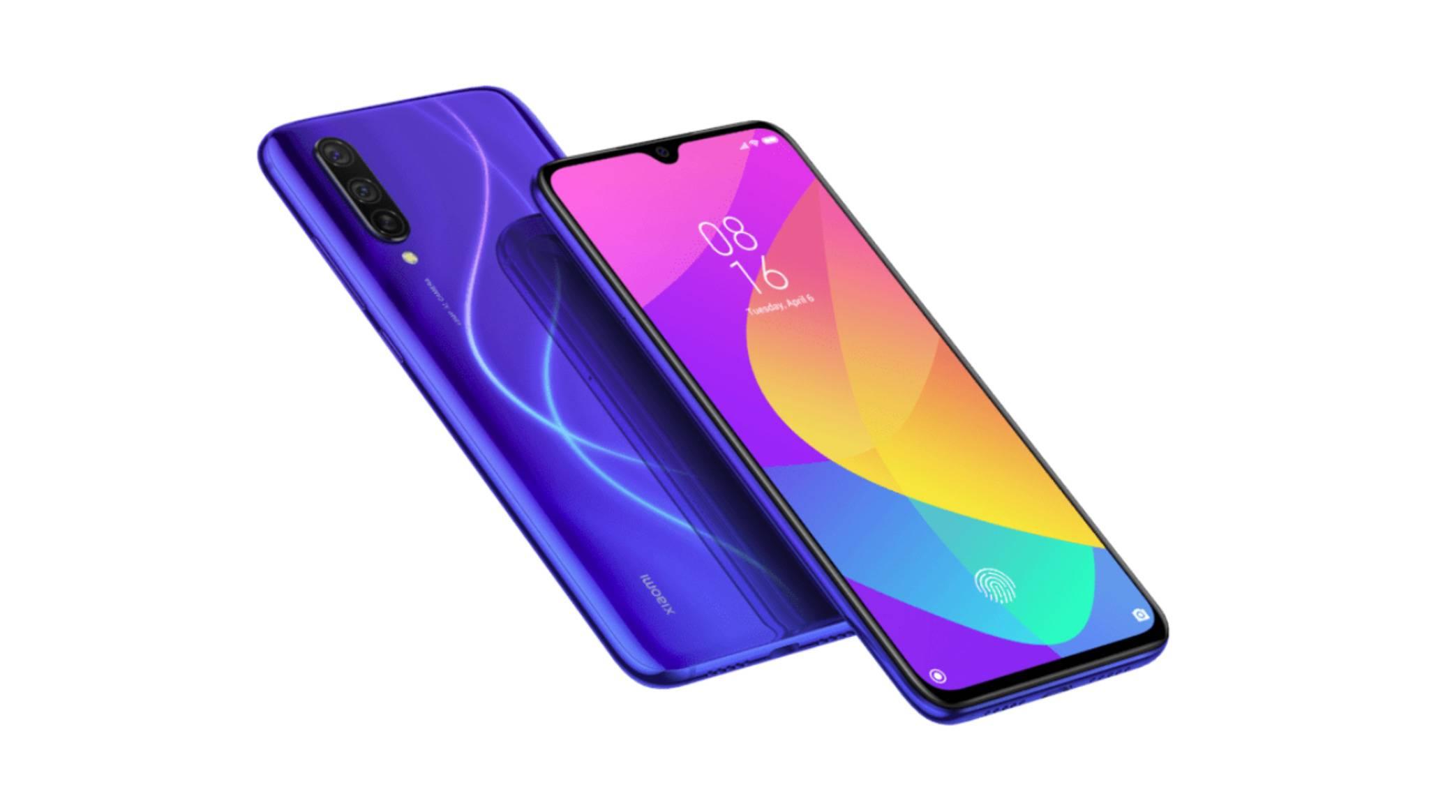 Xiaomi-mi-9-lite-smartphone