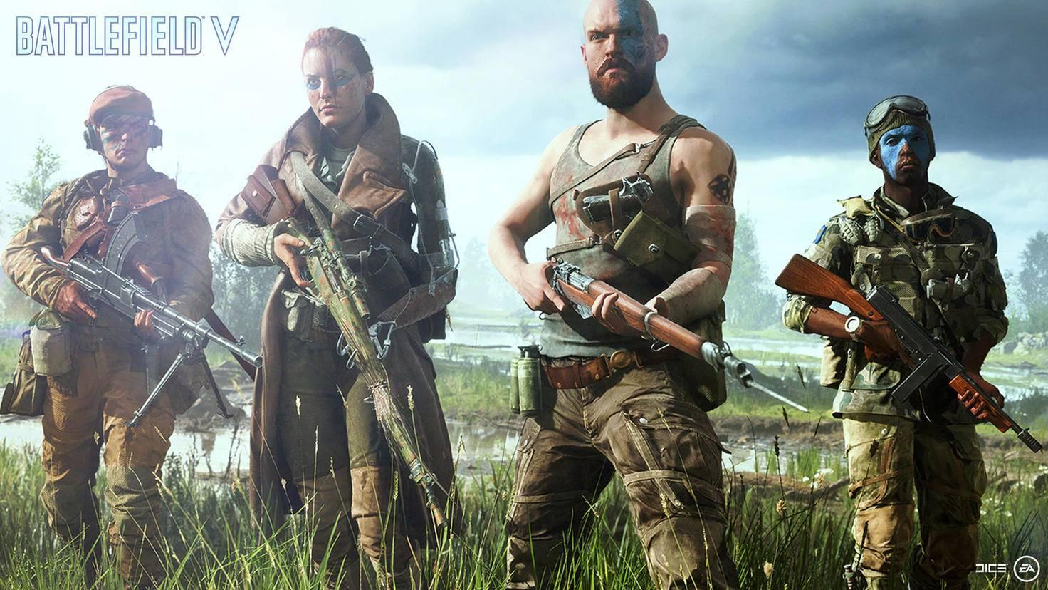 """Alle bereit? Dann Feuer frei für den Schnell-Überblick zum Early Access in """"Battlefield 5""""!"""