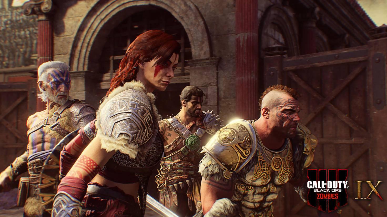 """Im kooperativen Zombies-Modus erzählt """"Call of Duty: Black Ops 4"""" immerhin noch ein paar kleine Geschichten."""