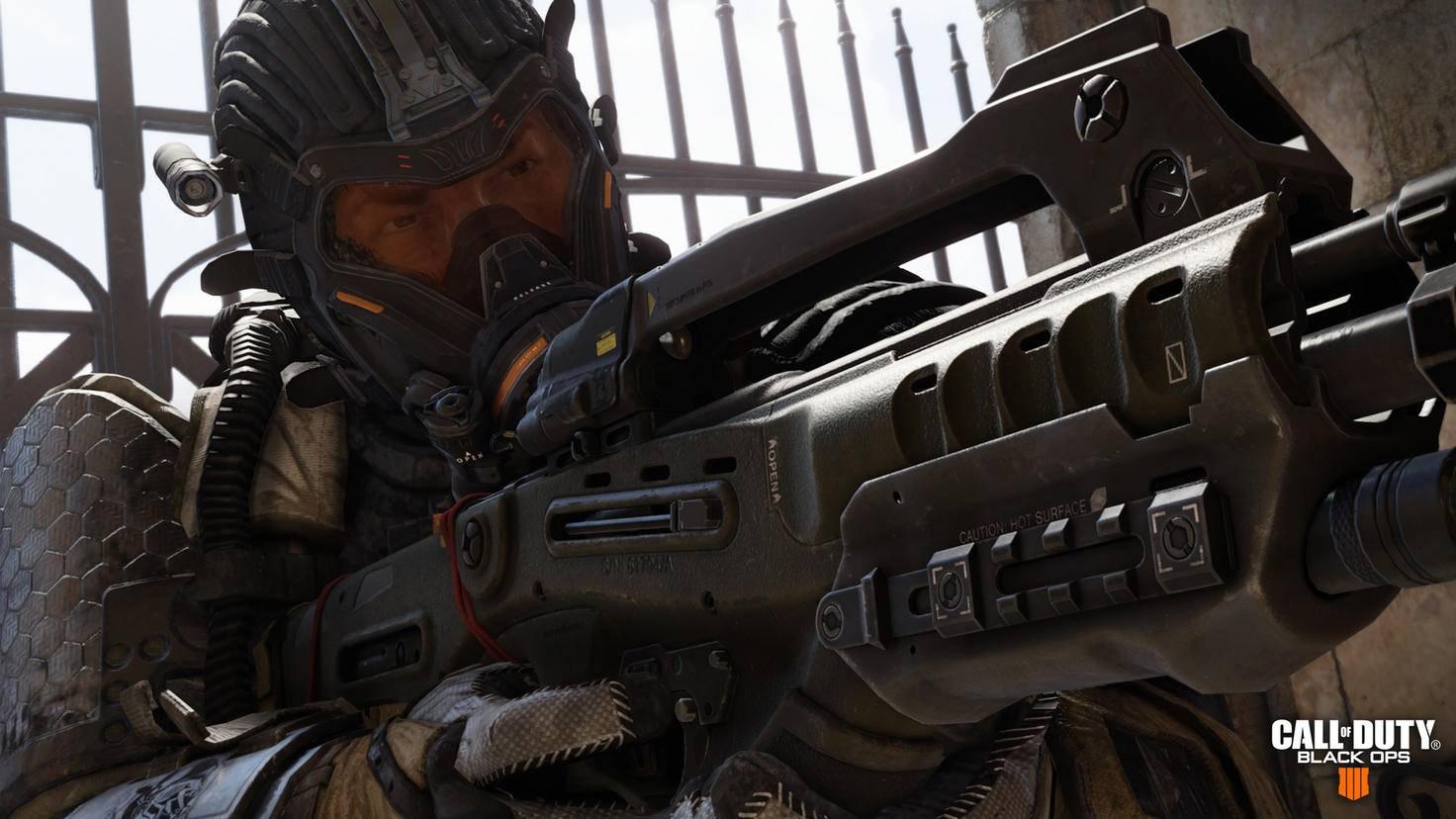 """Call of Duty: Black Ops 4""-Screenshot"