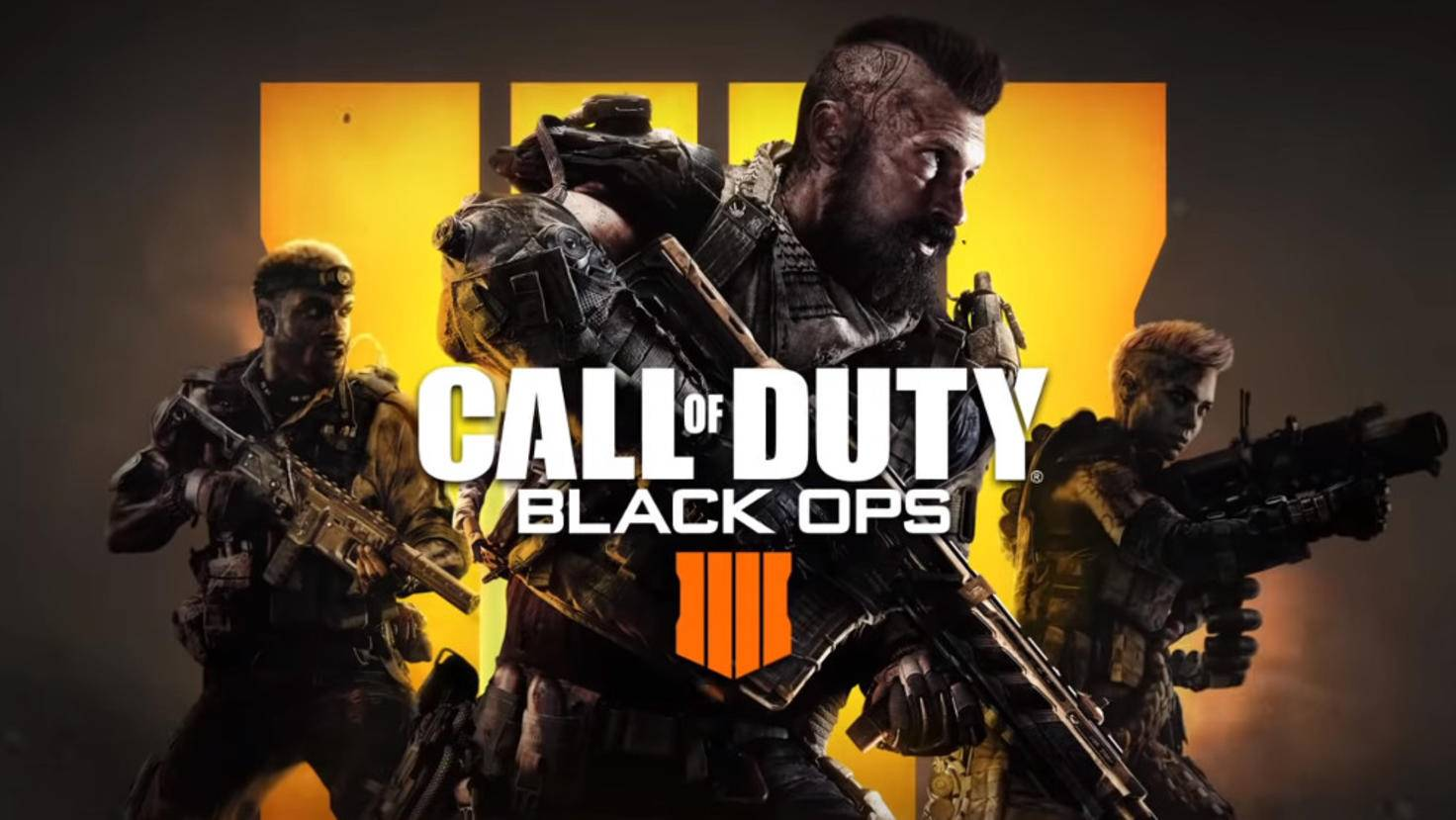 """""""Call of Duty: Black Ops 4"""""""