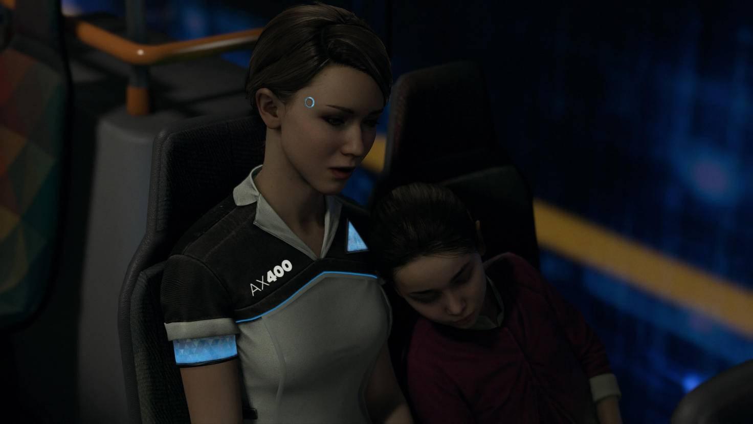 """Detroit: Become Human""-Screenshot"