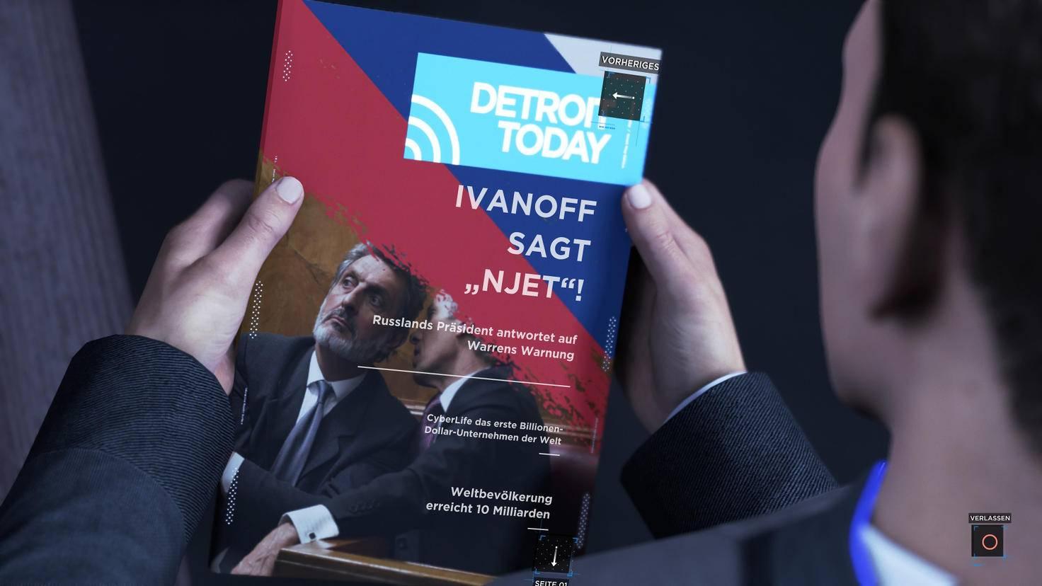 Magazine und Nachrichtensendungen ...