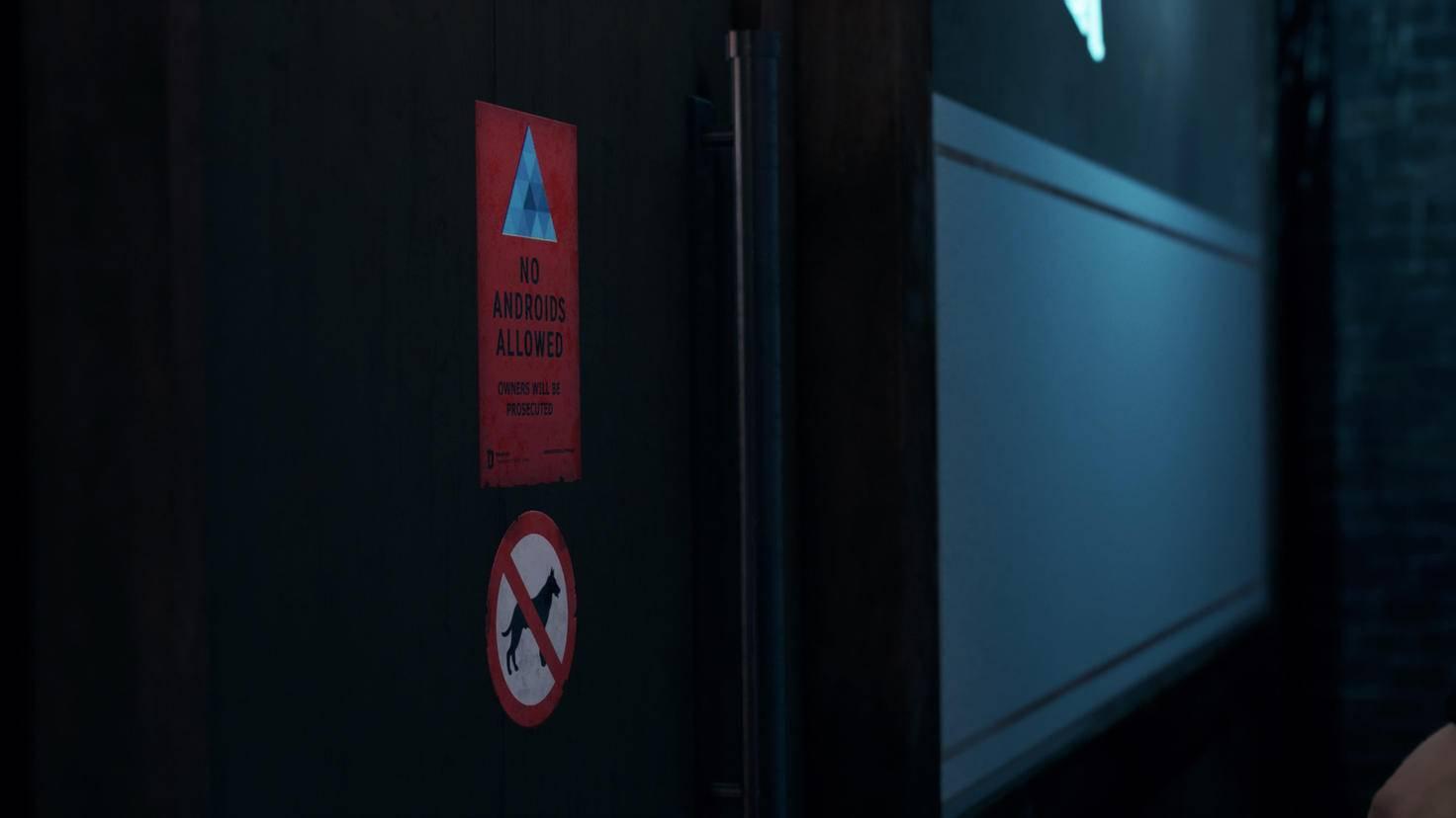 ... und Verbote für die intelligenten Roboter.