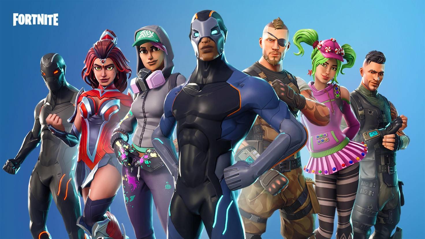 """Epic Games hält die """"Fortnite""""-Helden gern nah bei sich – mit einem eigenen Launcher."""
