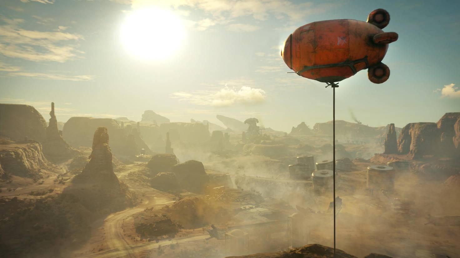 """Ich freue mich auf wilde Feuergefechte in """"Rage 2"""" – aber eigentlich würde ich die Spielwelt auch gern ungestört erkunden können."""