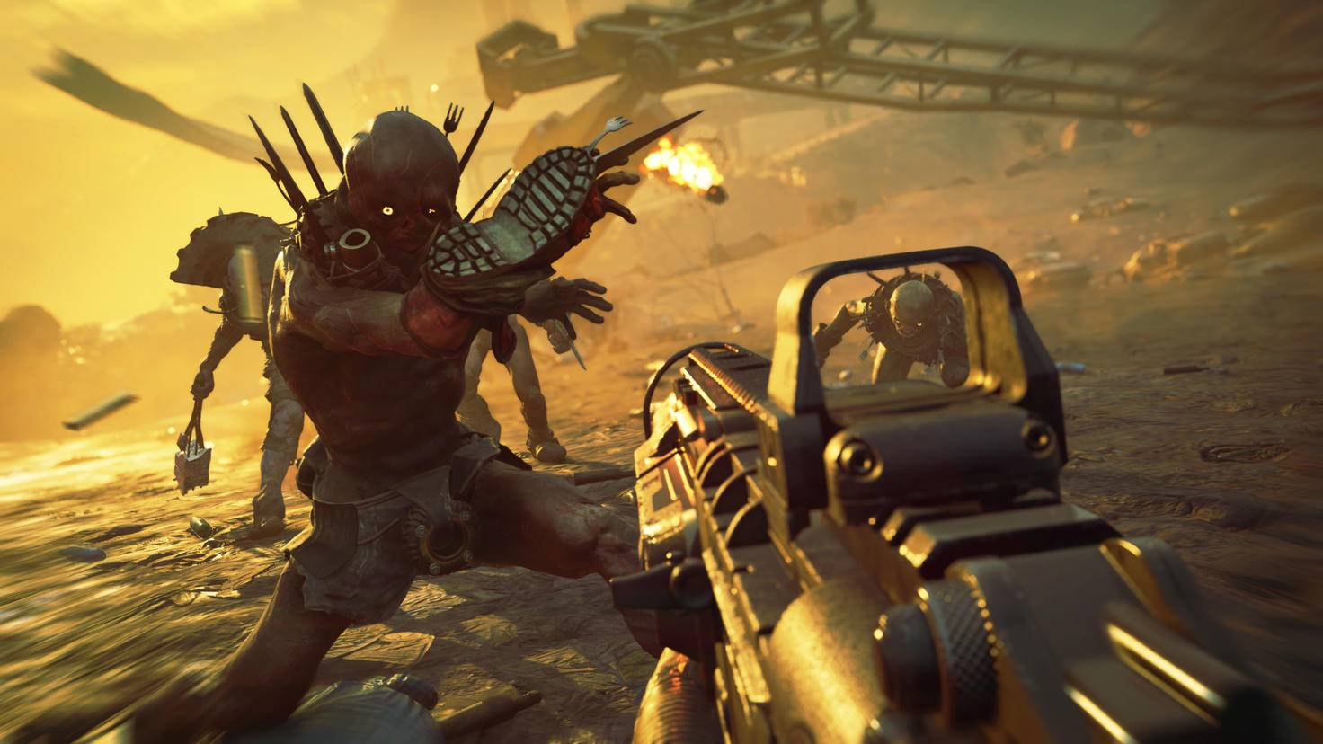 """Rage 2""-Screenshot"