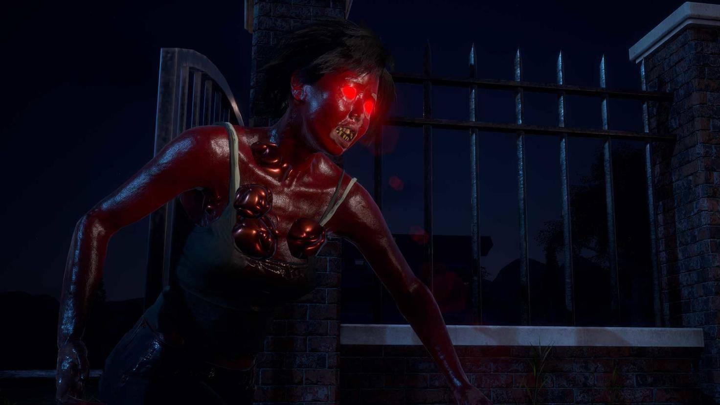 Besonders gefährlich sind die ansteckenden Blutseuchen-Zombies.