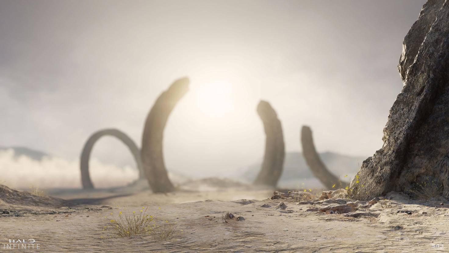 """Ist der Master Chief in """"Halo Infinite"""" einer verlorenen Zivilisation auf der Spur?"""