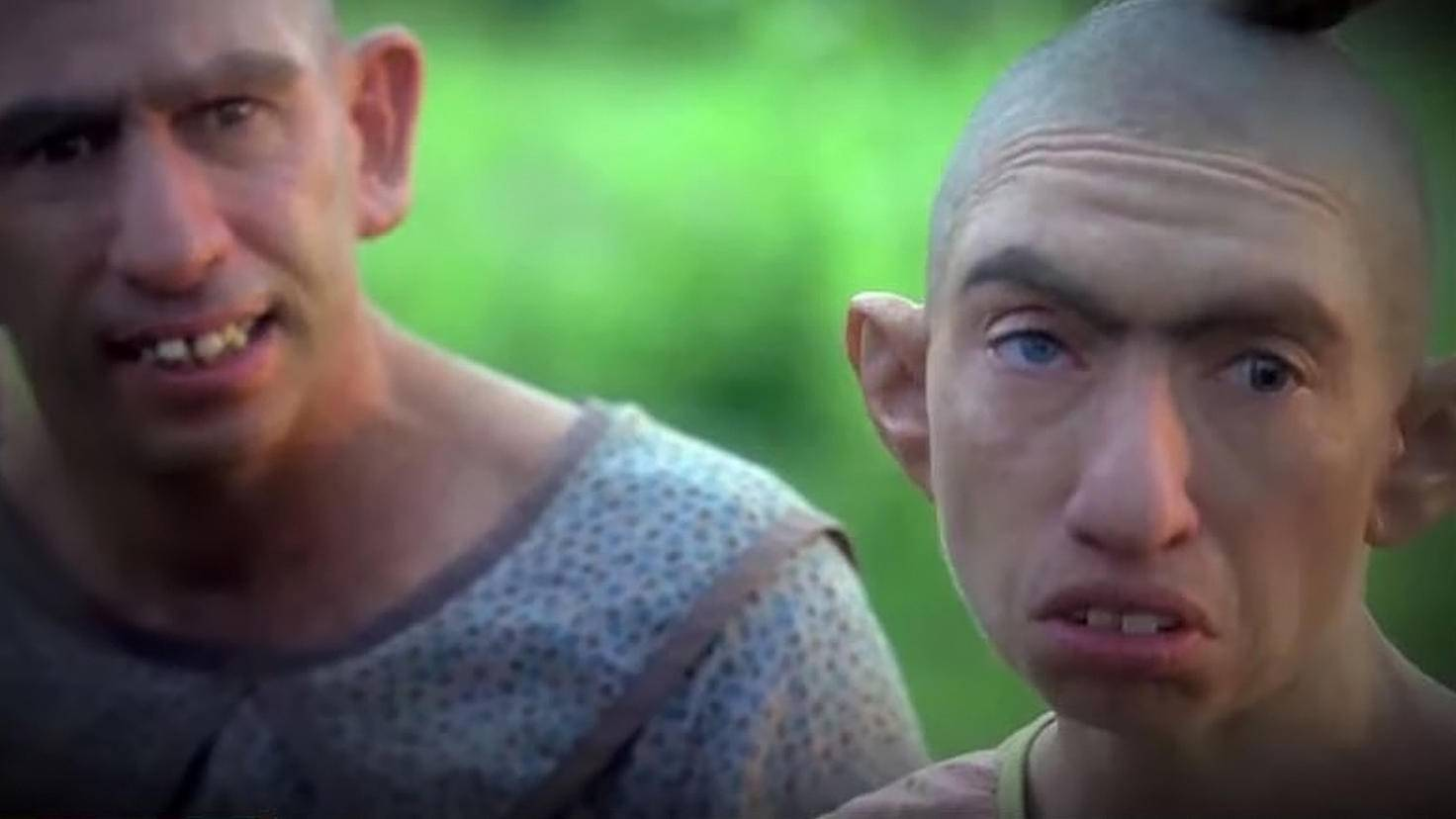 American Horror Story Freak Show-Staffel 4-Pepper-YouTube-American Horror Story