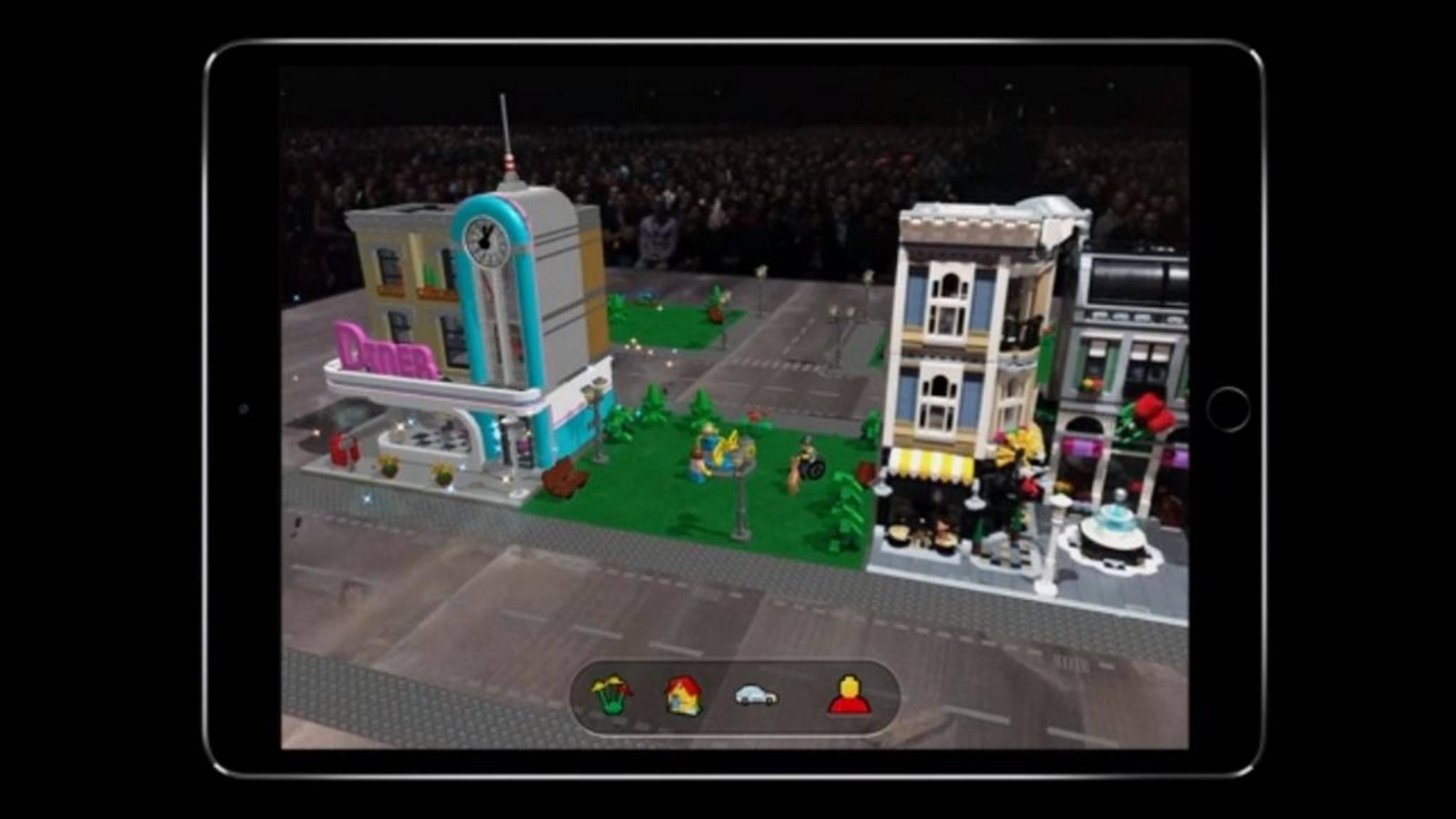 Apple-Lego