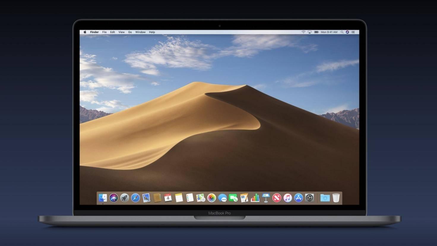 MacOS Mojave auf Macbook