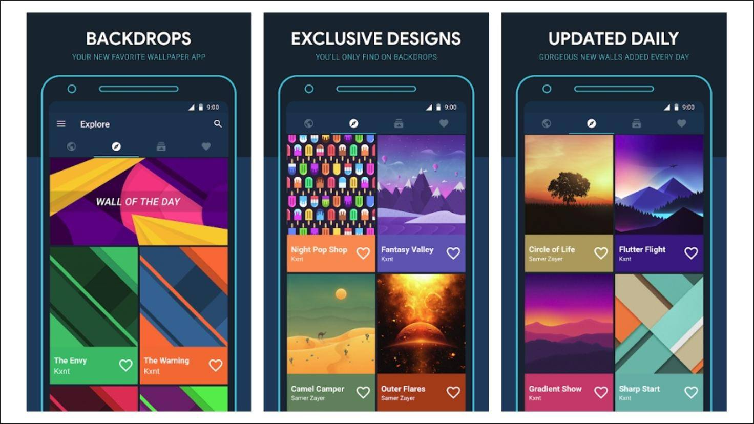 Backdrops-Android-Apps