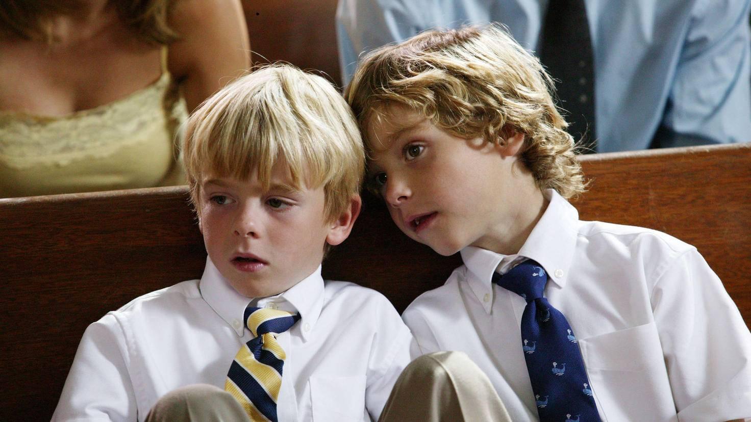 Eine himmlische Familie Camden Zwillinge