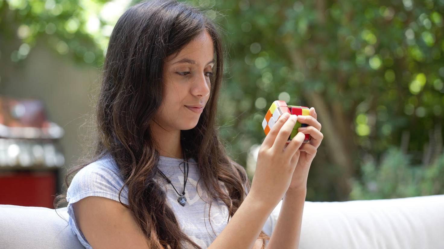 Mit GoCube wird jeder zum Rubik-Würfel-Meister.