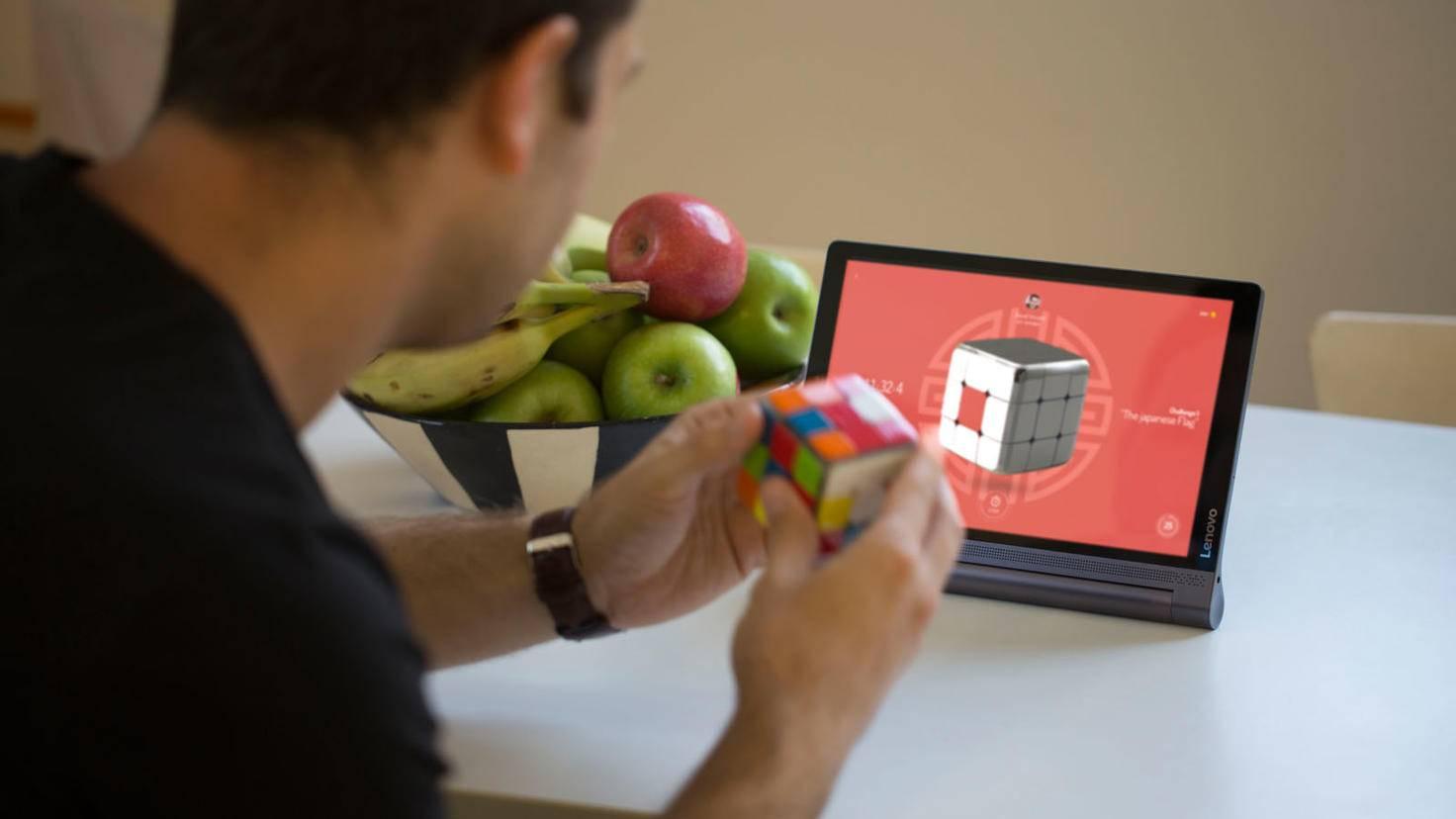 Speziell entwickelte Spiele helfen Dir dabei, Deine Fähigkeiten ganz nebenbei zu optimieren.