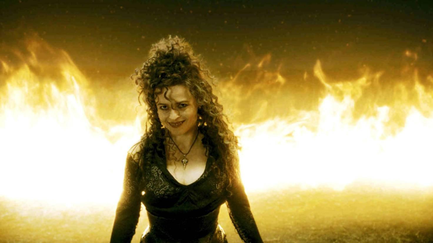 Helena Bonham Carter in Harry Potter und der Halbblutprinz