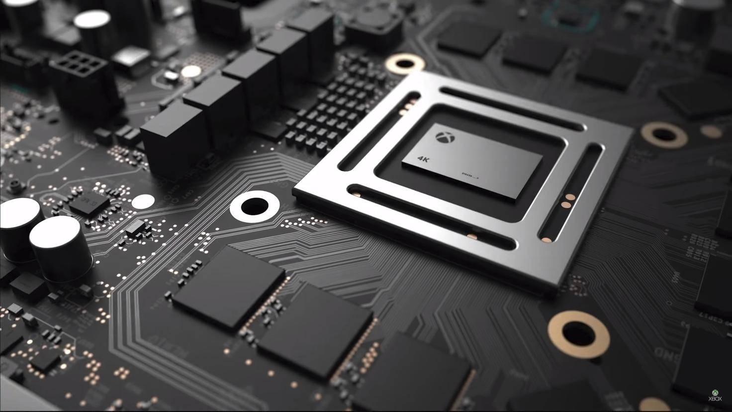 Microsoft-Xbox-One-X-AMD-Jaguar