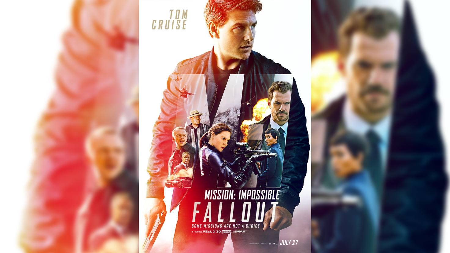 Mission Impossible 6 Fallout-Poster-Paramount Pictures