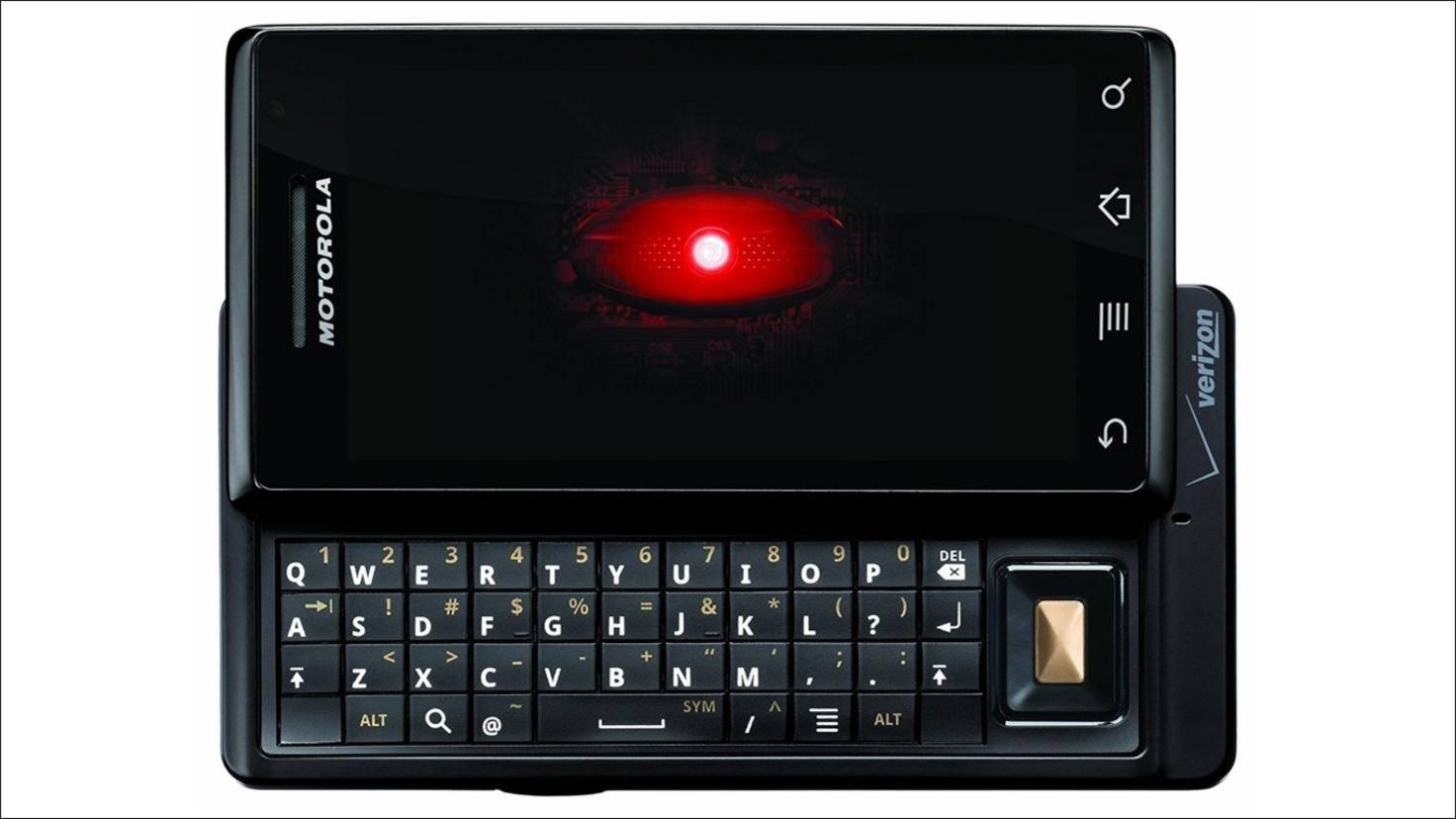 Motorola-Milestone-Droid